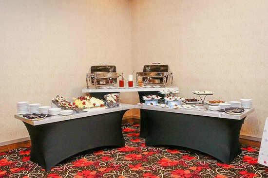 Holiday Inn World's Fair Park-Knoxville: Catering