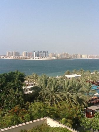 Jumeirah Zabeel Saray: view from room 373
