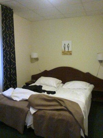 Hotel Hvolsvollur: Camas pequeñas