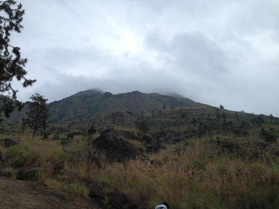 Mount Batur: Вулкан Батур