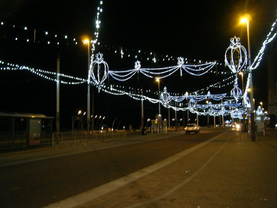 Blackpool Illuminations: lights