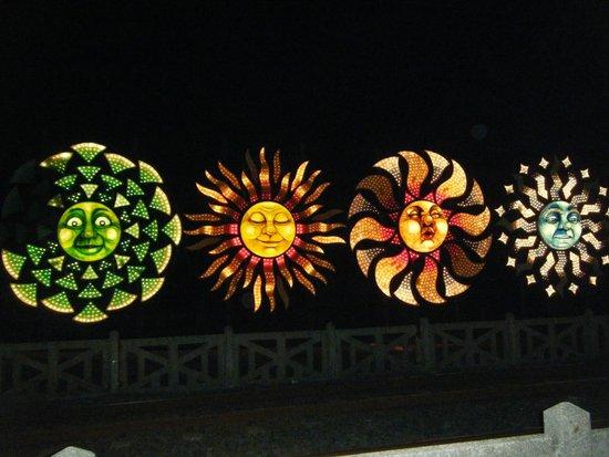 Blackpool Illuminations: lightts