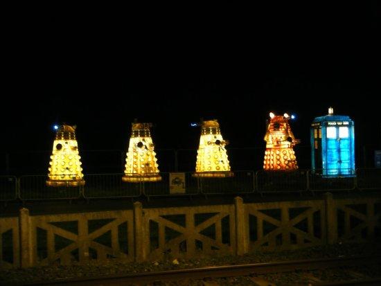 Blackpool Illuminations: lights