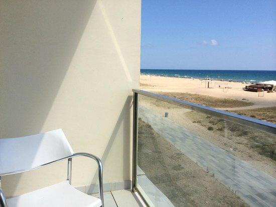 Bel Air Hotel: балкон