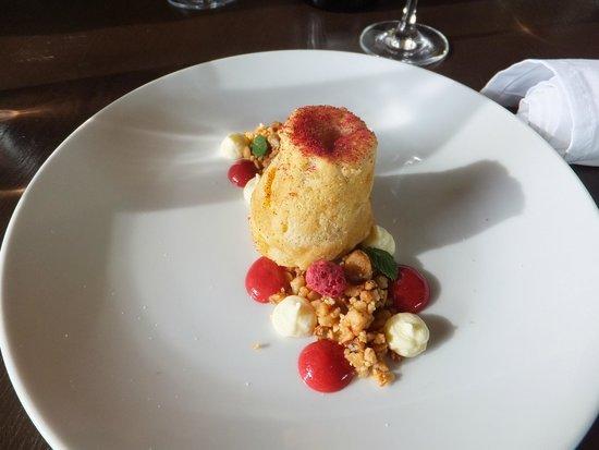 Amisfield Winery & Bistro : Dessert