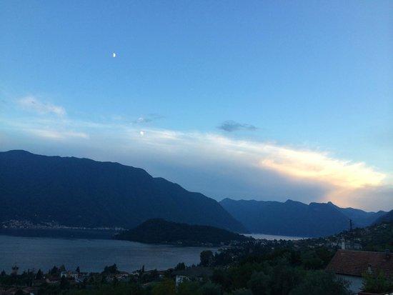 Trattoria Rana: View from the Balcony