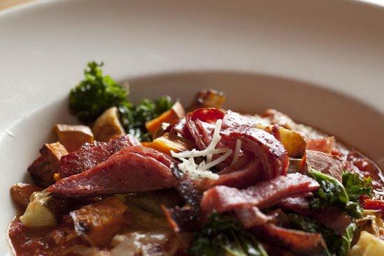 Fresco Cafe: Pasta with Roasted Seasonal Vegetables