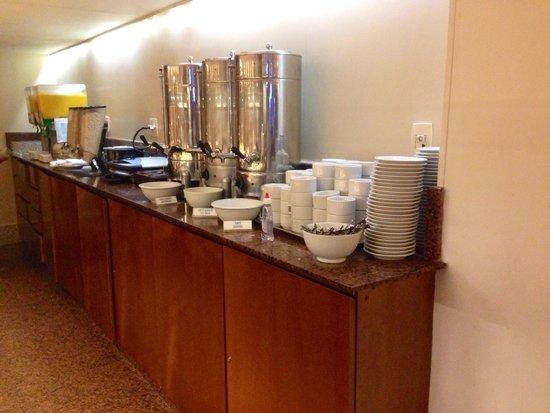 Hotel Mar Palace Copacabana: Café da manhã