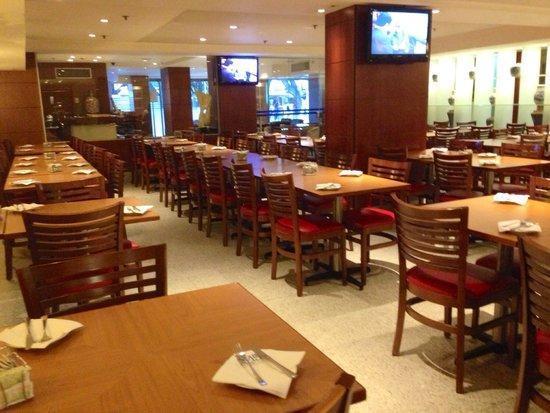 Hotel Mar Palace Copacabana: Restaurante