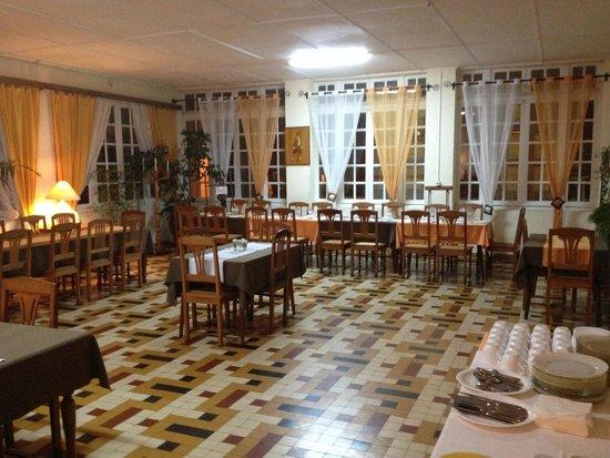 La Residence sociale : la salle de restauration