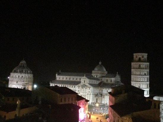 Grand Hotel Duomo: Rooftop View