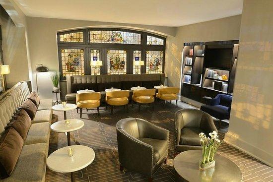 Magnolia Hotel St Louis A Tribute Portfolio The Living Room