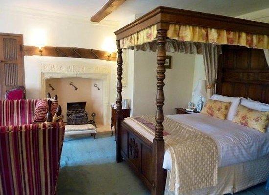 Seckford Hall: A Superior Room...