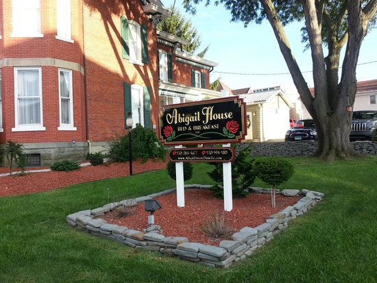 Abigail House Bed and Breakfast: wonderful!