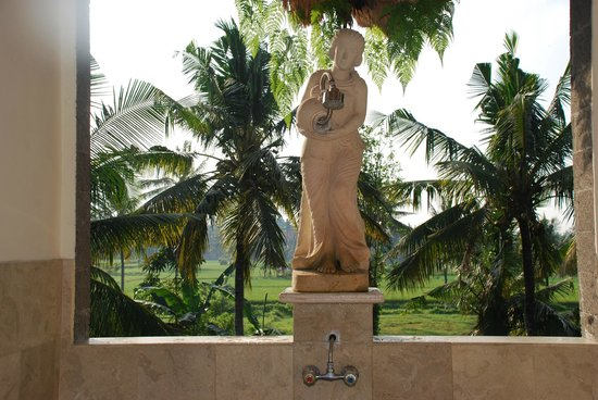 Alam Shanti: De douche van Gangga