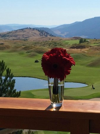 Predator Ridge Golf Resort: This is our view from our suite