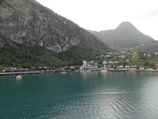 Geiranger Fjord : The fjord