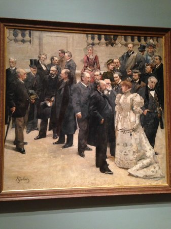 The Ringling: Lovely painting in Ringling Art Museum