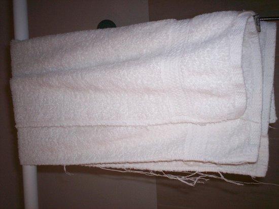 Hotel Corum: Ręcznik