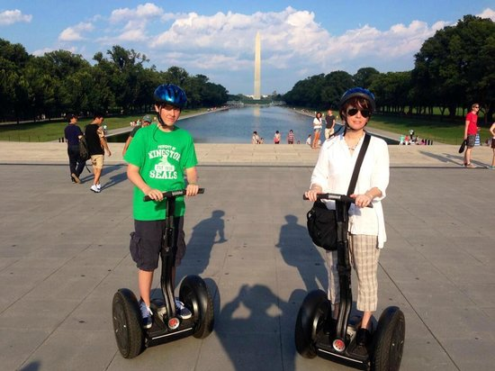 Private DC Segway Tours : us