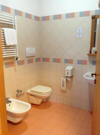 Villa Maria: Туалет