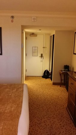 Washington Dulles Airport Marriott: Room view