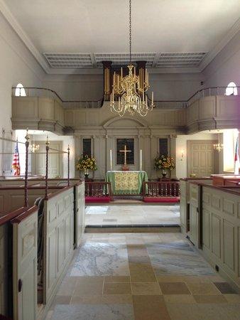 Colonial Williamsburg : Church