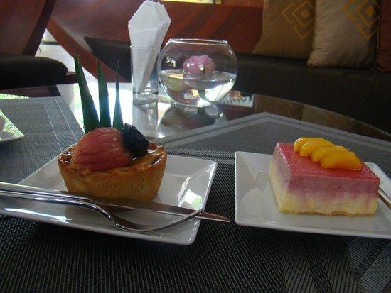 Borei Angkor Resort & Spa: deliciosos doces