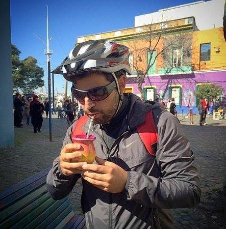 Biking Buenos Aires: Mate!!