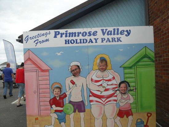 Primrose Valley Holiday Park - Haven: Short brake