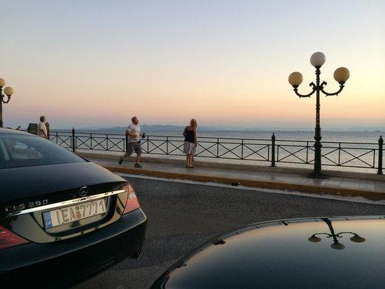 O Diasimos: The view