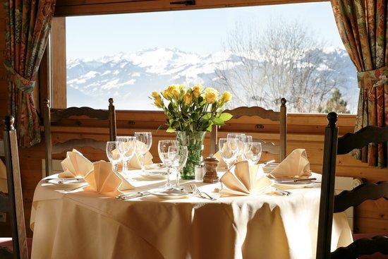 Panoramic Restaurant: Restaurant Panoramique