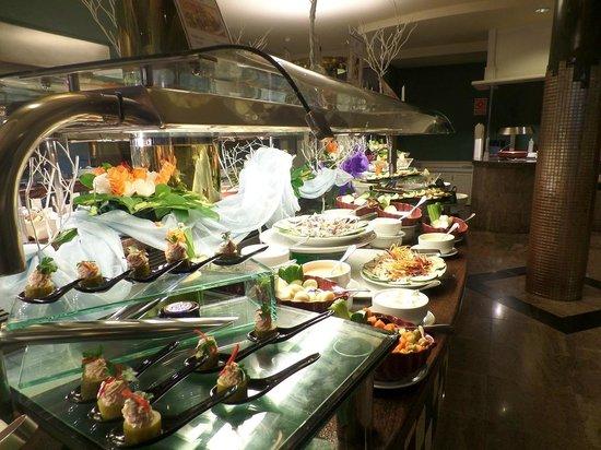 Jardines de Nivaria - Adrian Hoteles: ensaladas