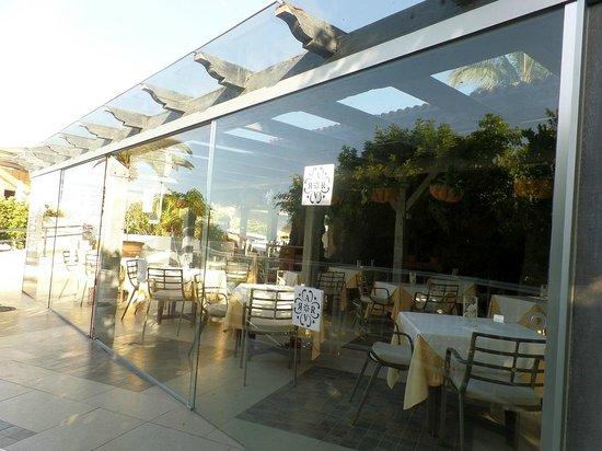 Jardines de Nivaria - Adrian Hoteles: comedor La Casacada