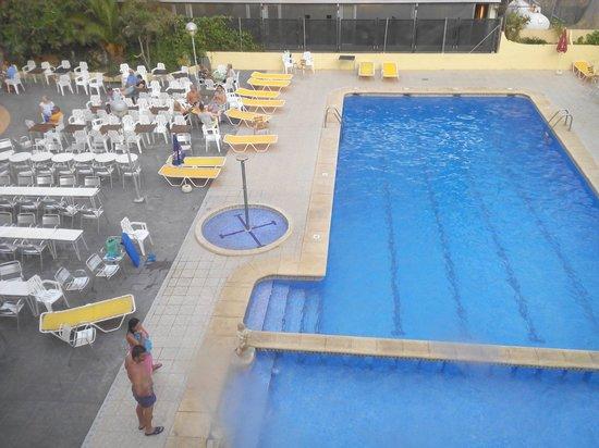 Acapulco : Piscina