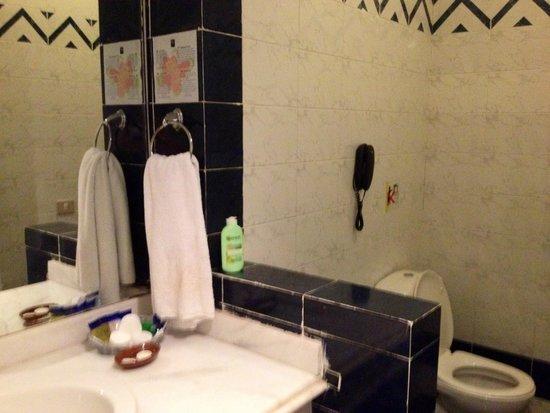 Desert Rose Resort : Ванная комната