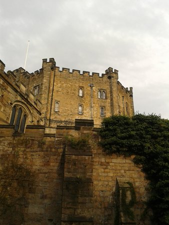 Durham Castle: The Castle Keep 'Hotel' Rooms