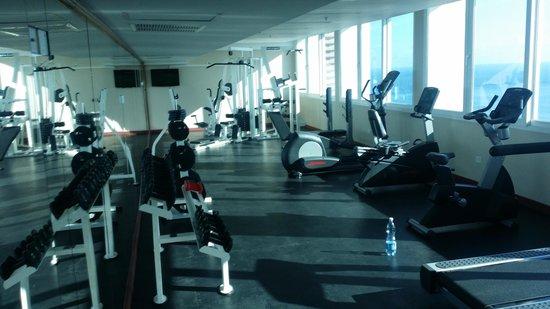 NH Capri La Habana: gym