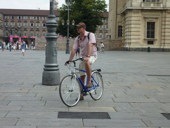 Parco Sassi Hotel : En vélo en ville
