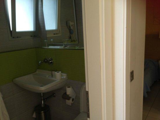 Hotel Riosol: Bathroom