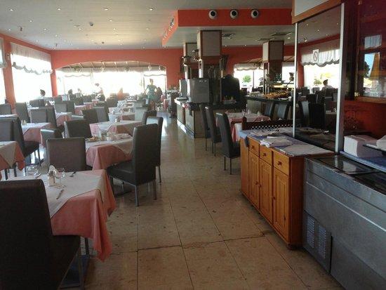 Hotel Riosol: Restaurant