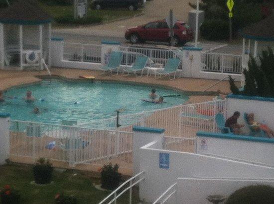 John Yancey Oceanfront Inn : Pool