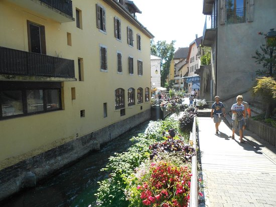 Lac d'Annecy : Old Town