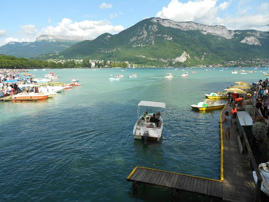 Lac d'Annecy : Lake
