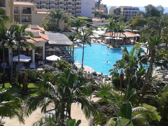 Porto Mare Hotel: views from our room