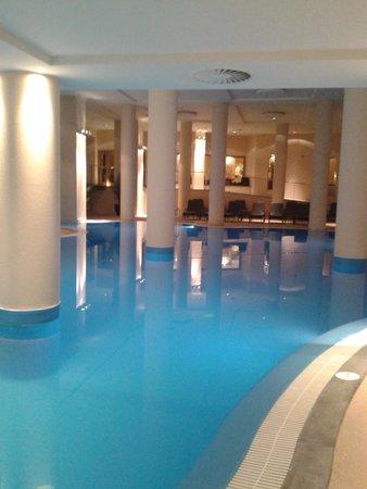 Porto Mare Hotel: Indoor/outdoor pool