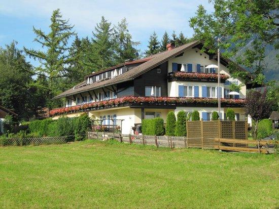 Ferienhotel Luitpold: Hotel von der Straße