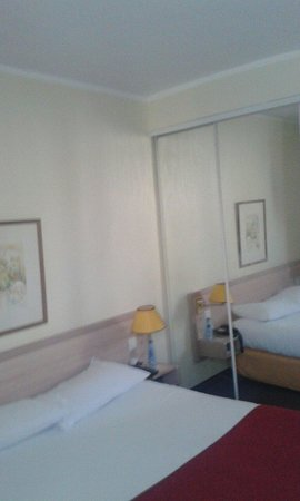Hotel de Flore by HappyCulture : camera matrimoniale standard
