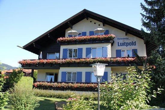 Ferienhotel Luitpold: Frontansicht