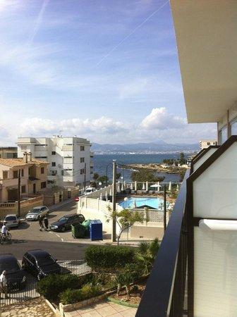 Hotel JS Palma Stay: widok z okna
